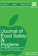 Journal of Food Safety and Hygiene