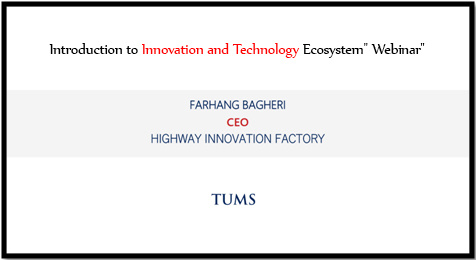 """Introduction to Innovation and Technology Ecosystem"" Webinar"